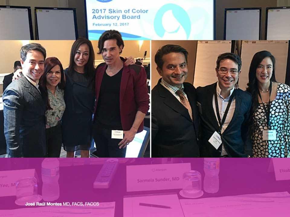 Allergan Skin of Color Advisory Board Meeting 4