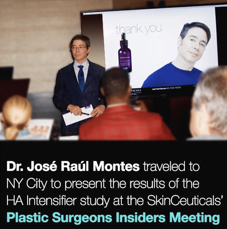 SkinCeuticals Plastic Surgeon Insiders Meeting