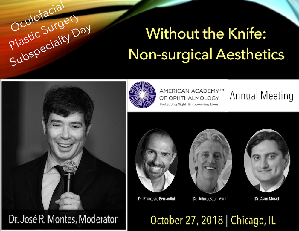Without The Knife: Non-Surgical Aesthetics | 27.10.18 Chicago