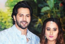 WHOA! Varun Dhawan and Natasha Dalal's marriage ceremony venue charges 4 Lac per day; CHECK OUT the pics of the mansion