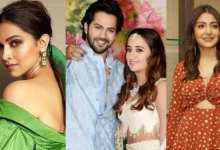 Varun Dhawan And Natasha Dalal Wedding: Bollywood Celebs Pour In Easiest Wishes For The Newlyweds