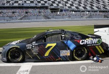 COVID-19 rules trip away Spire Motorsports' No. 7 crew quick-handed