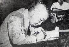 Tian Han – The Man Who Wrote the Chinese National Anthem