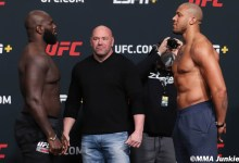 UFC Combat Evening 186 play-by-play and reside outcomes