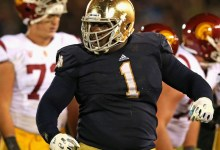 Louis Nix III ineffective, mother says; feeble Notre Dame, NFL lineman became lacking for days