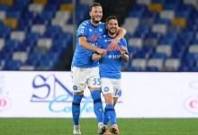 Mertens marks return with a aim as Napoli beat Benevento