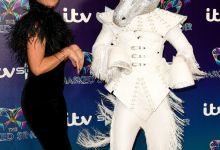 Davina McCall's reaction to news The Masked Singer is returning for a 2nd series