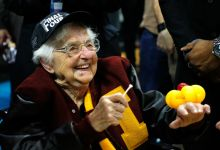 How weak is Sister Jean? Loyola Chicago superfan returns for March Madness encore despite pandemic