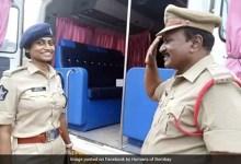 खूब वायरल हुई थी बेटी को सैल्यूट करते हुए आंध्र प्रदेश के पुलिस वाले की यह फोटो ? जानिए, इसके पीछे की कहानी