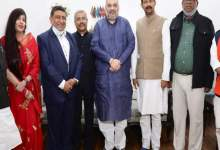 West Bengal polls 2021: Ex-TMC leaders join BJP in presence of Amit Shah