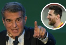Fresh Barcelona president issues plea to Messi: ' you're going to no longer leave'