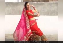 सपना चौधरी के 'चटक मटक' सॉन्ग पर यूट्यूबर अलिशा ने किया डांस, Video आठ लाख के पार
