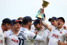 Essex total historical unbeaten season as Yorkshire feel the bother