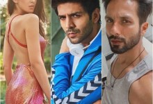 From Kartik Aaryan to Shahid Kapoor: 9 actors who will seemingly be Shanaya Kapoor's first co-superstar in her Bollywood debut