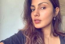 Has Rhea Chakraborty been thrown out from Amitabh Bachchan-Emraan Hashmi's Chehre?