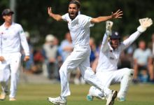 Tahir permits Derbyshire to total on a high