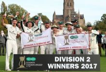 Worcs crown season with Division Two title