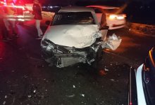 News24.com | 6 people injured after head-on collision in Boksburg
