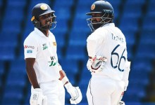 News24.com | Battling Fernando leads Sri Lanka fightback in 1st Windies Test