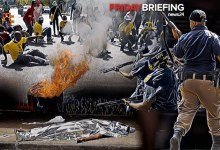 News24.com | FRIDAY BRIEFING | A history of violence: Why police brutality is not surprising