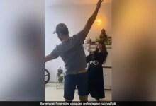 रुबीना दिलैक ने पति अभिनव शुक्ला के साथ किया 'पहाड़ी' डांस, वीडियो देखकर फैन्स बोले