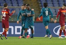 Roma 1-2 AC Milan: Player scores as Ante Rebic scores winner for Rossoneri
