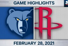 Grizzlies hand Rockets their 11th straight loss in blowout pick