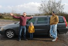 Hunting for A £1 Volvo (And The Coolest 4-Year-Dilapidated You'll Ever Look)
