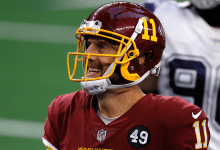 What's going to Washington enact at QB? With Alex Smith reportedly out, alternate suggestions for Football Crew at passer