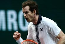 Murray battles to tough-fought acquire over Haase