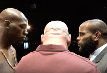 """Jon Jones fires support after Daniel Cormier suggests he """"will not be going to knockout somebody"""" at heavyweight"""