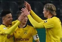 Borussia Moenchengladbach 0-1 Borussia Dortmund: Jadon Sancho ratings winner