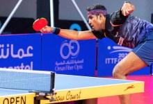World Desk Tennis Contender Doha: Sharath Kamal Off To Winning Delivery, Sathiyan Gnanasekaran Bows Out