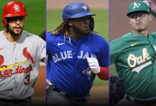 Five MLB avid gamers we're infected to concept salvage away in 2021