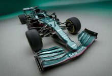 The 12-month accelerate to settle Aston Martin's new F1 livery