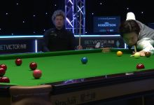 'What a shot that used to be!'