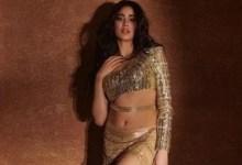 Sridevi's daughter Janhvi Kapoor's sizzling glamorous photos rock web!