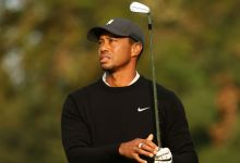 LA County sheriff executes search warrant on automobile totaled in Tiger Woods atomize