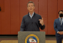 "Newsom Wants Californians To Put on 2 Masks; Will No longer Apply ""Awful Mistake"" Being Made Texas, Florida"