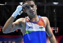 Boxam Worldwide: Amit Panghal Bows Out; Mohammed Hussamuddin In Semis