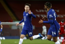 Liverpool 0-1 Chelsea: Mount sends Blues fourth