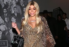 Wendy Williams Cuddles With Thriller Man & Sparks New Romance Speculation: We're 'Having Enjoyable'
