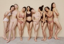Lingerie Stamp Neiwai Takes Plucky Stance On Physique Diversity
