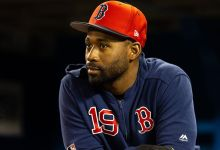 Why ex-Crimson Sox OF Jackie Bradley Jr. will put on No. 41 with Brewers