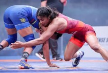 2nd gold in two weeks: Vinesh Phogat beats Canada's Diana Weicker in final at Rome Sequence tournament