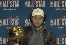 Curry had enormous ride taking part in with James for first time
