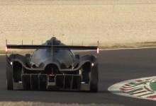 Hear To The Scuderia Cameron Glickenhaus 007's Angry V8