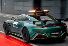 Aston Martin's Vantage Now Shares F1 Safety Automobile Responsibilities After 26 Years Of Mercedes-AMGs