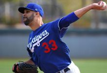 Ticket start to any role in loaded Dodgers rotation