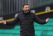 Derek McInnes leaves Aberdeen 'by mutual consent' after eight years at Pittodrie